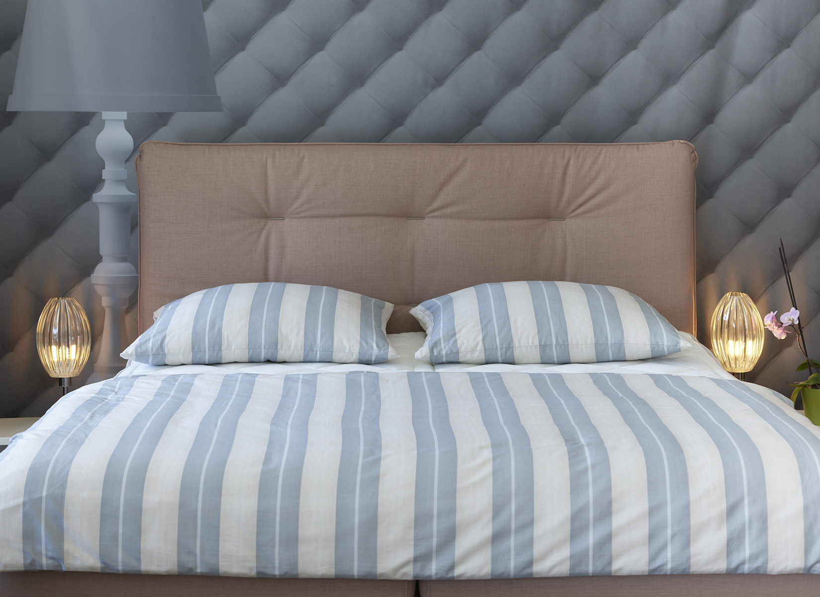 innovative matratze fur doppelbett erlaubt eine bewegungsfreiheit, Schlafzimmer entwurf
